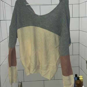 boutique sweater never worn